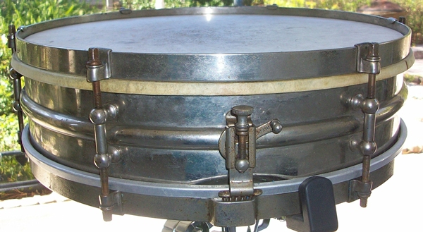 Snare Drum Addict: Anatomy of a two-piece shell